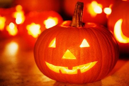 Тематический мастер-класс к празднику Halloween